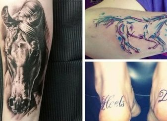 12 tatouages de chevaux qui f