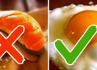 9 aliments qui peuvent vous f