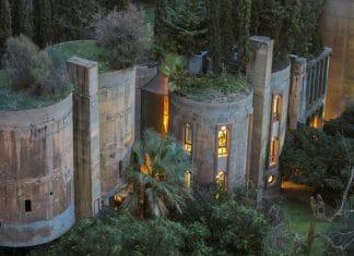 Un architecte transforme une cimenterie f