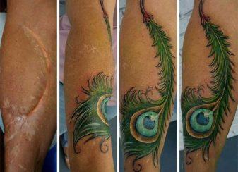 25 tatouages extraordinaires qui transforment 10s