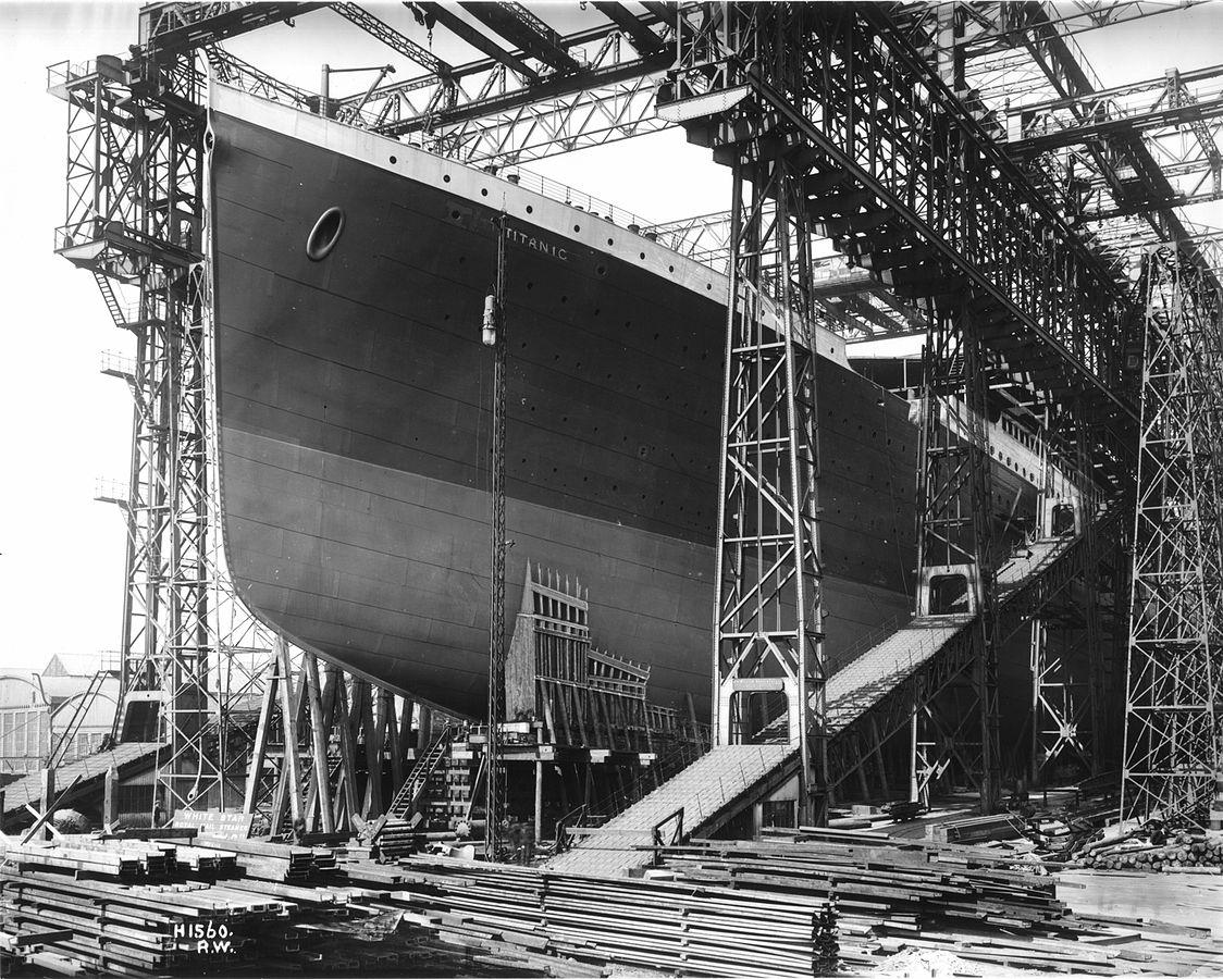 10 images réelles du titanic 01