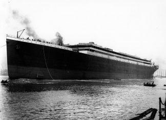 10 images reelles du titanic f