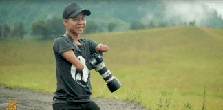 Ce photographe est ne sans f