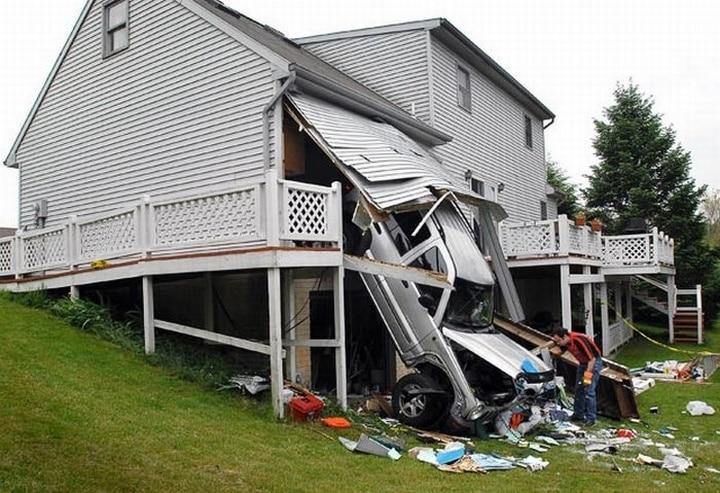 25 accidents de voiture completement 04