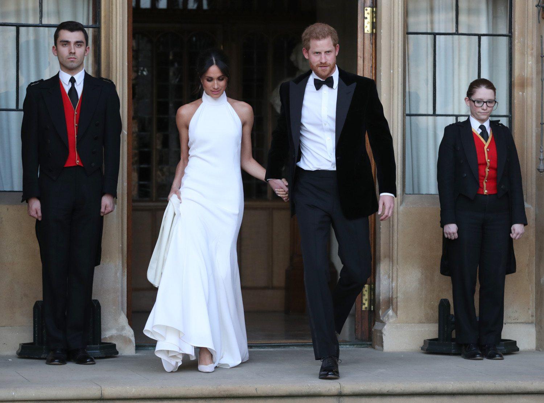 Des moments du mariage royal qui 01 1