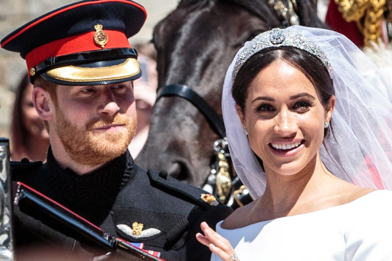 Des moments du mariage royal qui f