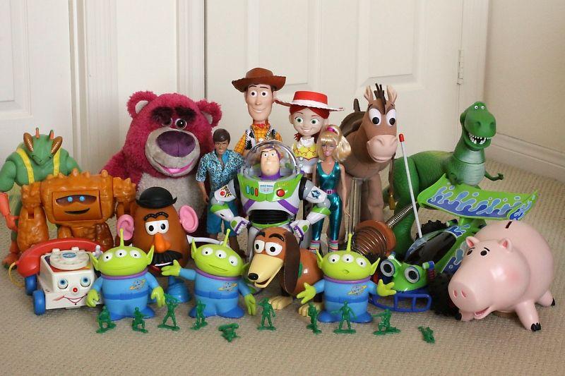Toy story v2