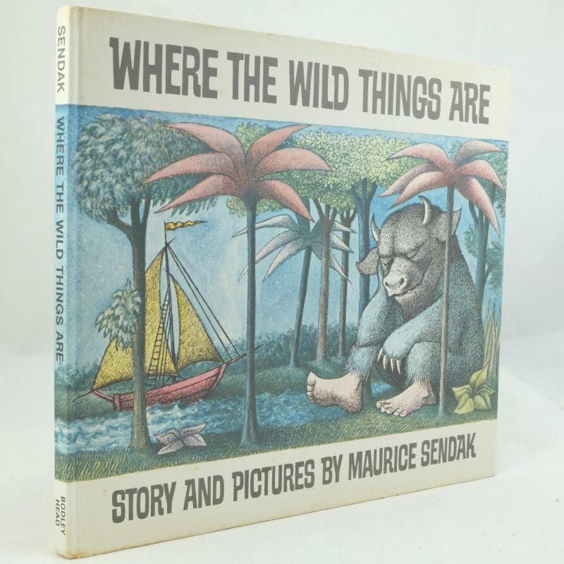 Where the wild things are v2