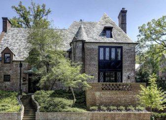 La magnifique maison de obama f