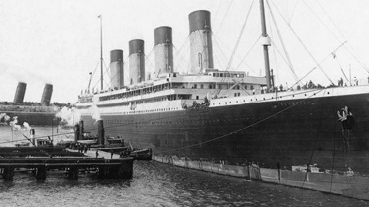 23 photos inedites du titanic 01