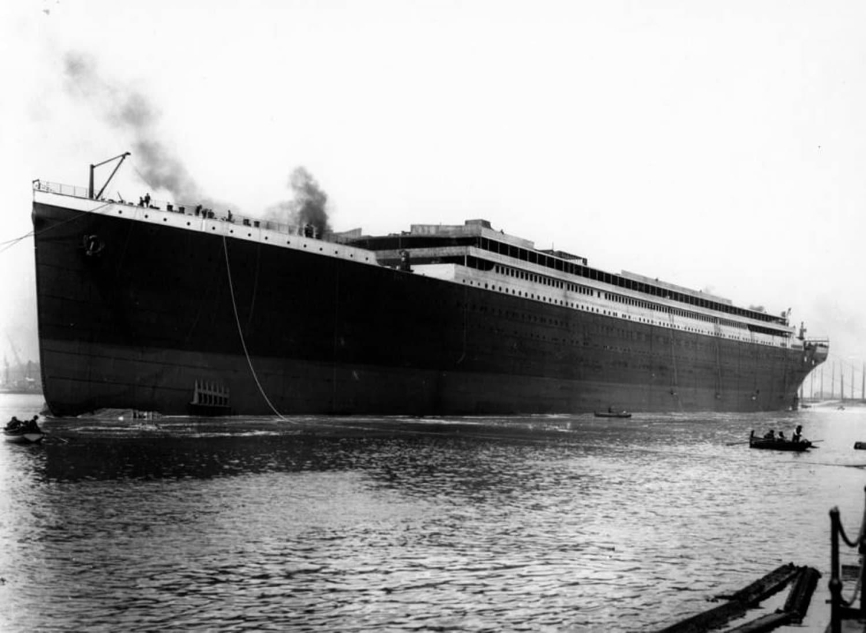 23 photos inedites du titanic 02