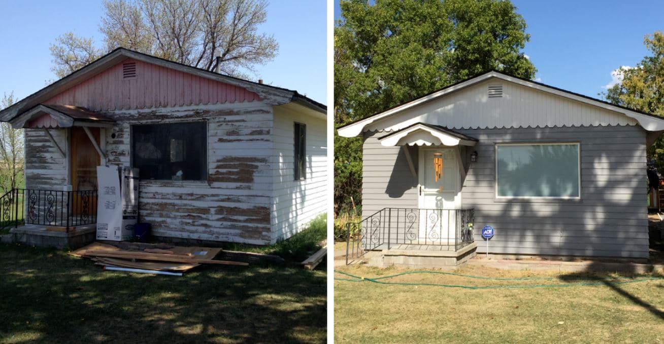 Abandoned grandmother house v2