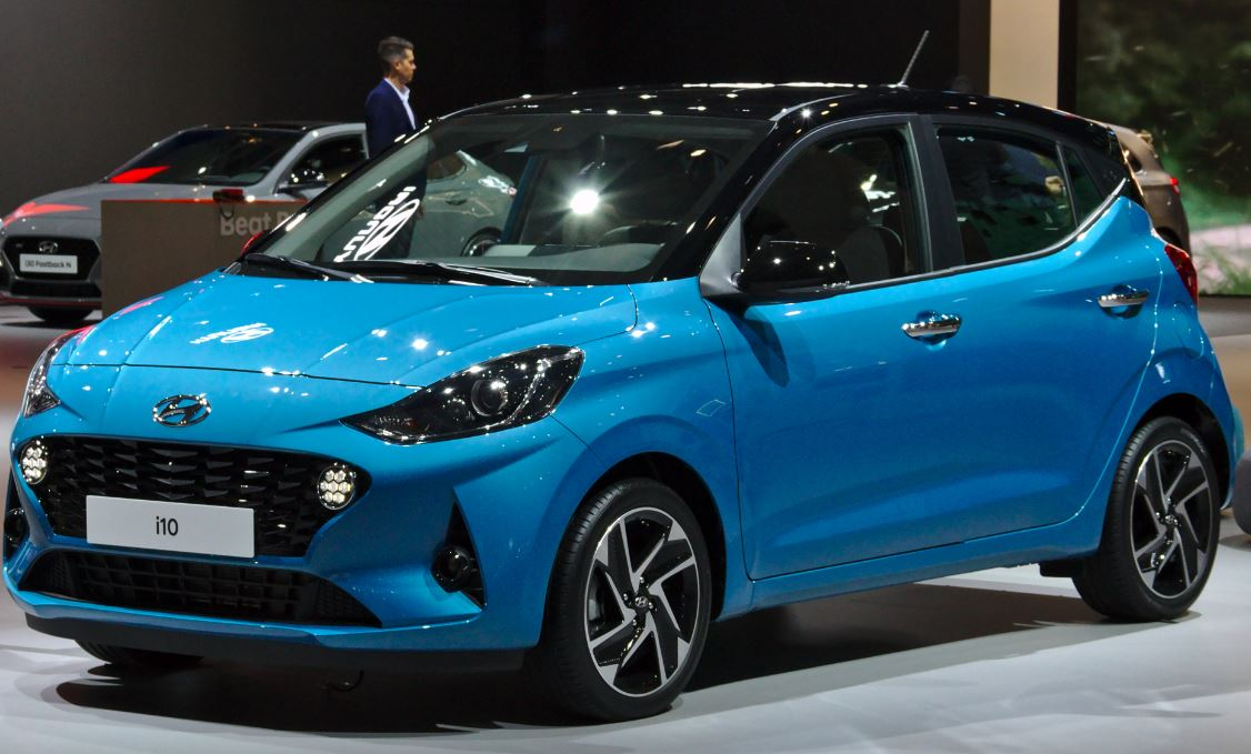 Hyundai i10 v3