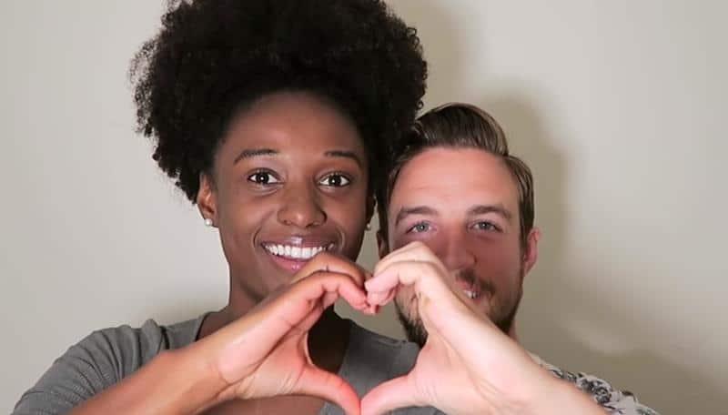 Le selfie dun couple devient 30