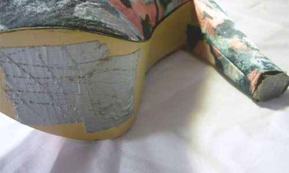 Lastuce avec le ruban adhesif 02